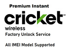 USA Cricket Wireless Premium Instant Factory Unlock Fast Service For All iPhone
