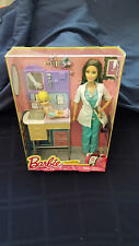 Mattell 2015 Barbie Careers Pediatrician Playset - N.I.B.