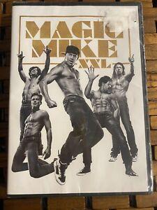 New Sealed Magic Mike XXL (DVD, 2015)