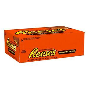 Reese's Peanut Butter Cups Full Size (1.5oz 36pk