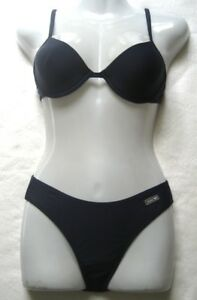 arena Mädchen Damen Bikini Lisimba 34 176 Navy 19291 Körbchen mit Bügel