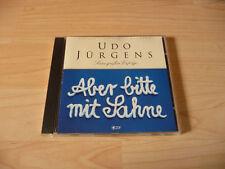 CD Udo Jürgens - Aber bitte mit Sahne - Seine großen Erfolge incl. Merci, Cherie