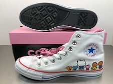 Converse x Hello Kitty Chuck Taylor All Star 162944C Women's Shoe Size 9 White