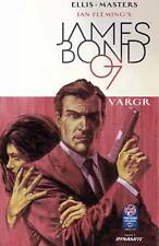 JAMES BOND VARGR #1, PREVIEWS LIMITED EDITION, New, First Print, Dynamite (2015)