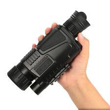 5x40 Infrarot Nachtsichtgerät 200m Nachtsicht Wasserdicht Fernrohr Tasche V5C5