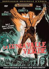 LA LUNGA VALLE VERDE  DVD WESTERN