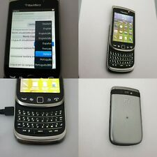 CELLULARE BLACKBERRY 9810 TORCH UMTS 3G SLIDE UNLOCKED SIM FREE DEBLOQUE NO 9800