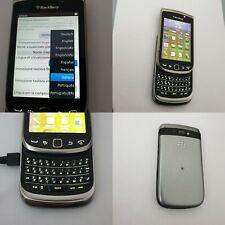 CELLULARE BLACKBERRY 9810 TORCH UMTS 3G SLIDE UNLOCKED SIM FREE DEBLOQUE NO 9800