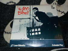 The 400 Blows Laserdisc Ld Free Ship $30 Orders
