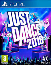 """Juego Sony PS4 """"Just Dance 2018"""""""