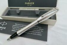 NEW PARKER  URBAN PREMIUM SILVER PEARL ROLLERBALL PEN WITH GIFT BOX