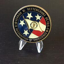 B50 US Army G-6 Vernon M. Bettencourt DCIO/G-6 Challenge Coin