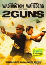 2 Guns (DVD - Disc Only)