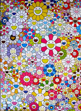 Takashi Murakami An Homage to Yves Klein Multicolor D Offset Print