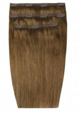 """Beauty Works 16"""" 140gram Deluxe Clip In Extensions - Caramel"""