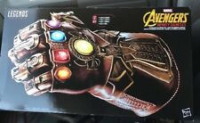 Marvel Legends Series INFINITY GAUNTLET Articulated Electronic Fist HASBRO 100%