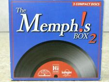 The Memphis  Box 2    3 CD's