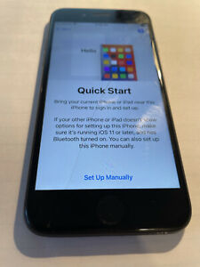 Apple iPhone 7 - 32GB - Black Locked A1660 (CDMA + GSM)