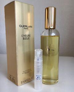 Guerlain L'heure Bleue - Eau De Toilette 5ml Sample Spray