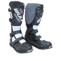 Wulfsport Wulf Adults ORCA Motocross Enduro ATV Quad MX Boots  Discounted Price