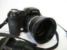 FujiFilm FinePix S5500 4MP 10x Zoom Mini SLR Style Classic Digital Bridge Camera