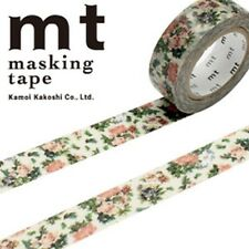 MT Washi Masking Deco Tape Small Flowers Design
