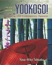 Yookoso!: Continuing with Contemporary Japanese: Workbook/Lab Manual by Yasu-Hiko Tohsaku (Paperback, 2006)