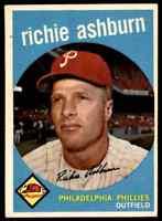 1959 Topps Richie Ashburn #300