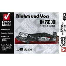 Czech Model 4802 Blohm & Voss BV 40 Glide Fighter 1/48 scale plastic model kit