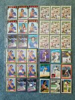 Dennis Eckersley Baseball Card Mixed Lot approx 155 cards