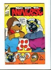 Tales From The Aniverse 4 . Arrow Comics . 1986 - FN / VF