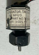 AIRCRAFT TACH GENERATORS