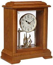 Seiko QXW230BLH Japanese Quartz Shelf Clock (FreeShip)