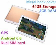 10.1 inch Tablet Android 6.0 GPS Octa Core 2560X1600 IPS Bluetooth 4GB RAM 64GB