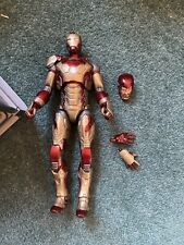 Marvel Select Iron Man 3 Figure Damages Shoulder