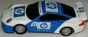 SCX 1/43 Scale Porsche HP Invent Mobil 1 #11 Slot Car From Max Speed Race Set