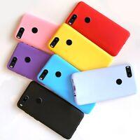 Funda Carcasa Case Silicona Compatible Con Movil Xiaomi MI A1  MI 5X Colores