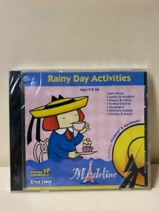 Madeline Rainy Day Activities_Ages 5 & Up_New