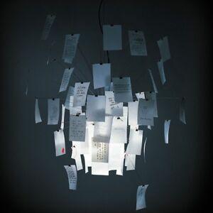 XXX-Ingo Maurer - ZETTEL'Z 6 - Lampada da sospensione/Suspension lamp - 2022