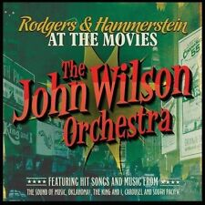 John Wilson Orchestra - Roger & Hammerstein At The Movies - NEW AND SEALED CD