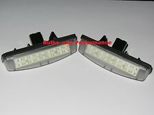 LEXUS LED License Plate Lamp Light ES300 IS300 IS200 GS300 GS430 RX330/350