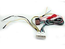 CÂBLE ISO CAR RADIO SUR TOYOTA LANDCRUISER J120 AVEC AMPLIFICATEUR PAR SÉRIE