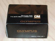 OLYMPUS OM TTL AUTO MULTI CONNECTER NEW IN BOX