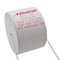 Mundorf MCap ME EVO 10uF 450V High End Audio Kondensator capacitor 853796