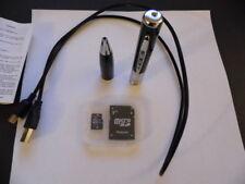 Digital camera SPY PEN  8GB 1280 Hi-def USB AVI video