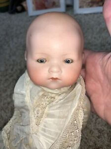 Antique Dream Baby Marked AM 341 /2 Germany Armand Marseille Sleep Eyes
