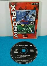 JUEGO PC CD ROM CASTELLANO SEGA WORLDWIDE SOCCER PC XPLOSIV