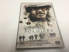 DVD DISC WE WERE SOLDIERS