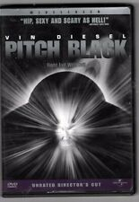 Pitch Black (Dvd 2000) Unrated Director's Cut * free shipping *