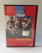 Totò le Mokò DVD IL GRANDE CINEMA Fabbri Editori
